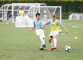 Experience English at Manchester City CFA