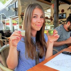 Ana, škola španskog jezika IH Palma, Verbalisti