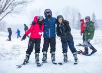Kursevi engleskog u Kanadi, skijaški izlet 8