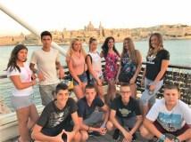 Letnji kamp engleskog na Malti, Verbalisti