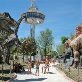 Obilasci Avanturistickog parka i drugih zabavnih parkova