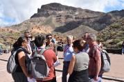 Radionica u podnozju Teide vulkana, Verbalisti