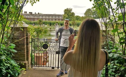 Jezičko putovanje i obilasci Londona 27, program My LONDON