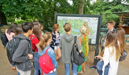 Jezičko putovanje i obilasci Londona 5, program My LONDON