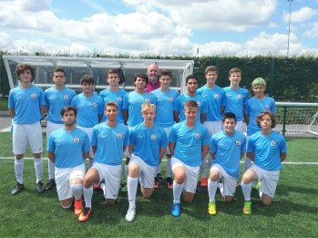 Manchester City Football English Academy, Patrick's team, Verbalists
