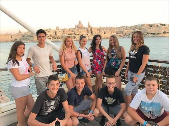Popularna letnja skola engleskog sa pratnjom, Verbalisti
