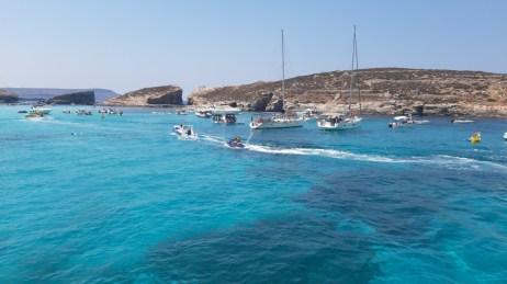 Blue Lagoon, Comino na Malti