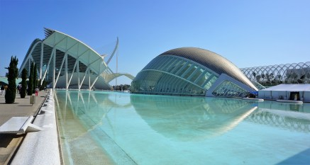 City of Arts and Sciences in Valencia 3