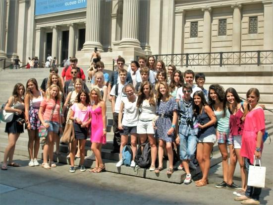 Letnja škola engleskog u Njujorku, Verbalisti