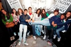 Verbalisti students on Excursion