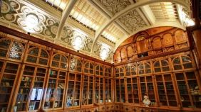 Library of Birmingham - the Shakespeare Memorial Room