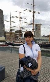 Katarina Perovic u Njujorku