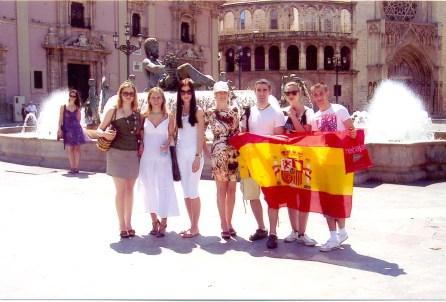 Tijana Feldesi, skola spanskog jezika u Valensiji