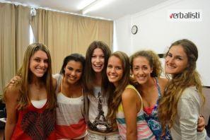 Verbalisti students in Barcelona, photo 4