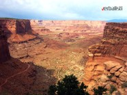 White Rim Road, Canyonlands National Park, Utah