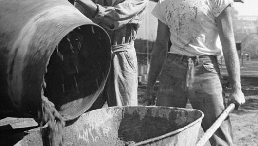 Cement - invented by Joseph Aspdin in 1824