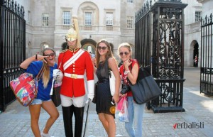 Verbalists guide to London