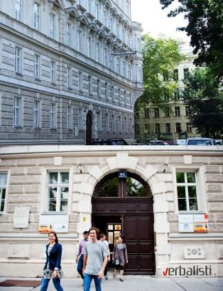 German language school ActiLingua in Vienna, Verbalists