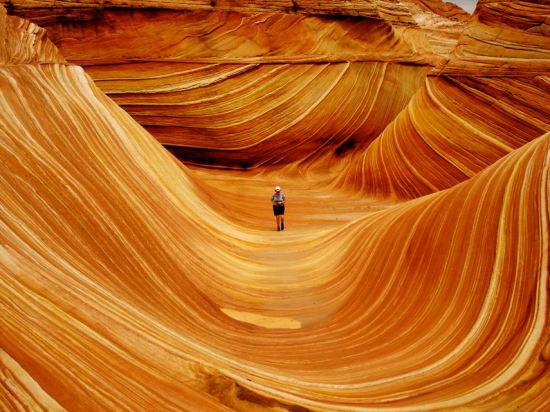 The Wave, Arizona, USA