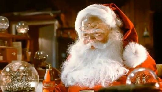 Christmas ads from Coca-Cola