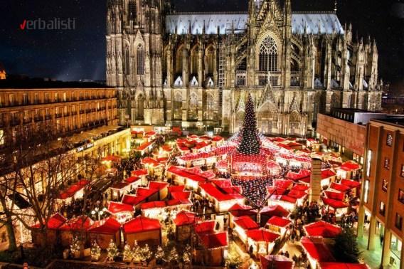 Christmas market, Cologne