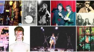 David Bowie's Soho
