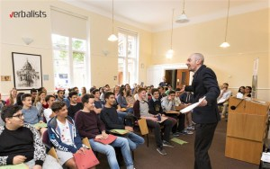 Students are provided with an authentic university lecture experience that are not only informative, but thought-provoking and enjoyable too