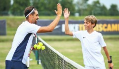 Nike Tennis and English camps with Verbalists Language Network
