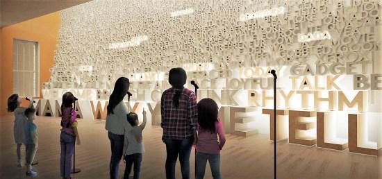 Planet Word Language Museum
