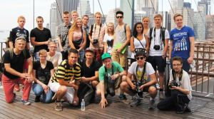 English courses in America, program active NEW YORK, Verbalists