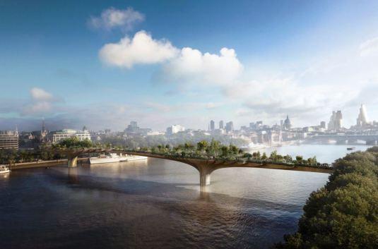 The £150million structure