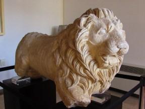 Leone funerario I sec a.C Museo Archeologico di Carsulae