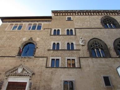PALAZZO VITELLESCHI - 1436-1439, SEDE DEL MUSEO