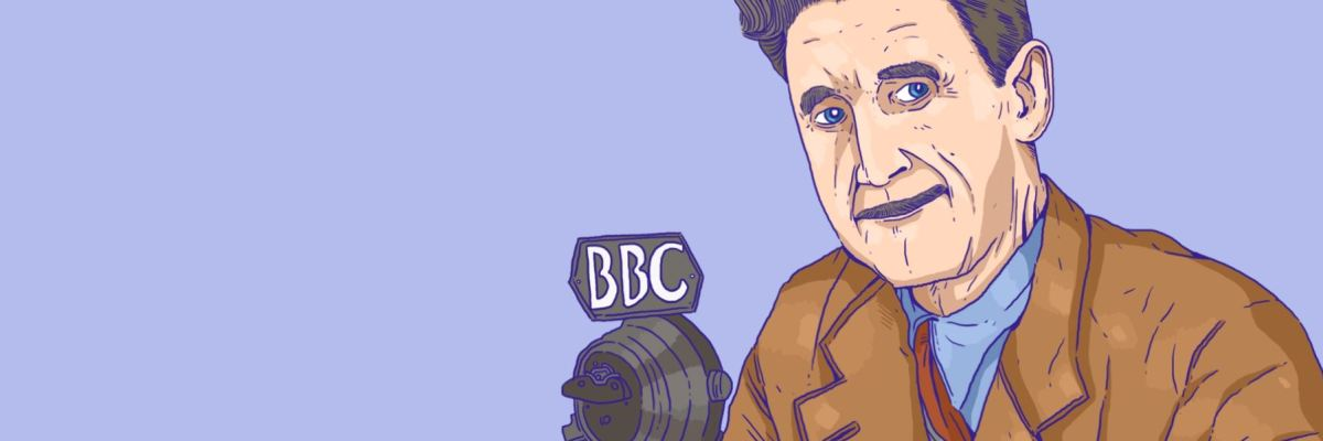 George Orwell at the BBC