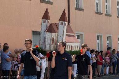 Habash Andreas 150 FFW Chammünster Festzug 007