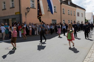 Habash Andreas 150 FFW Chammünster Festzug 153