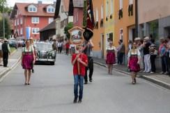 Habash Andreas 150 FFW Chammünster Festzug 245
