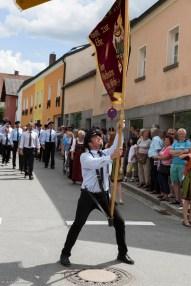 Habash Andreas 150 FFW Chammünster Festzug 277