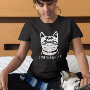 save your cat tshirt