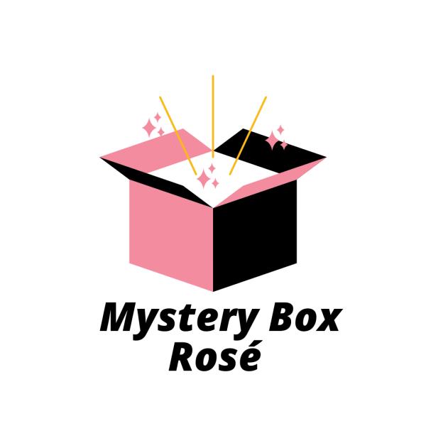 Mystery Box Rose Wijn Doosje wijn Wijn Verassing box wijn Verboon Wines