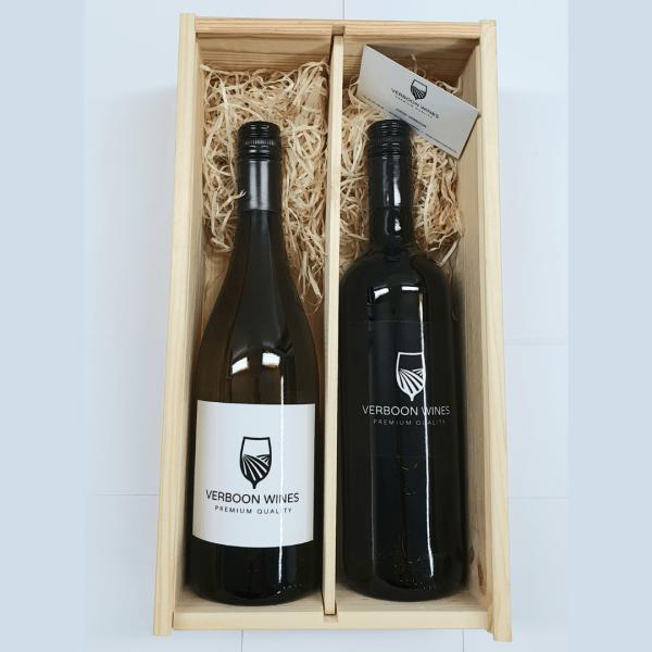 Verboon Wines Wijnpakket Verboon Jordy Verboon Eigen etiket wijn