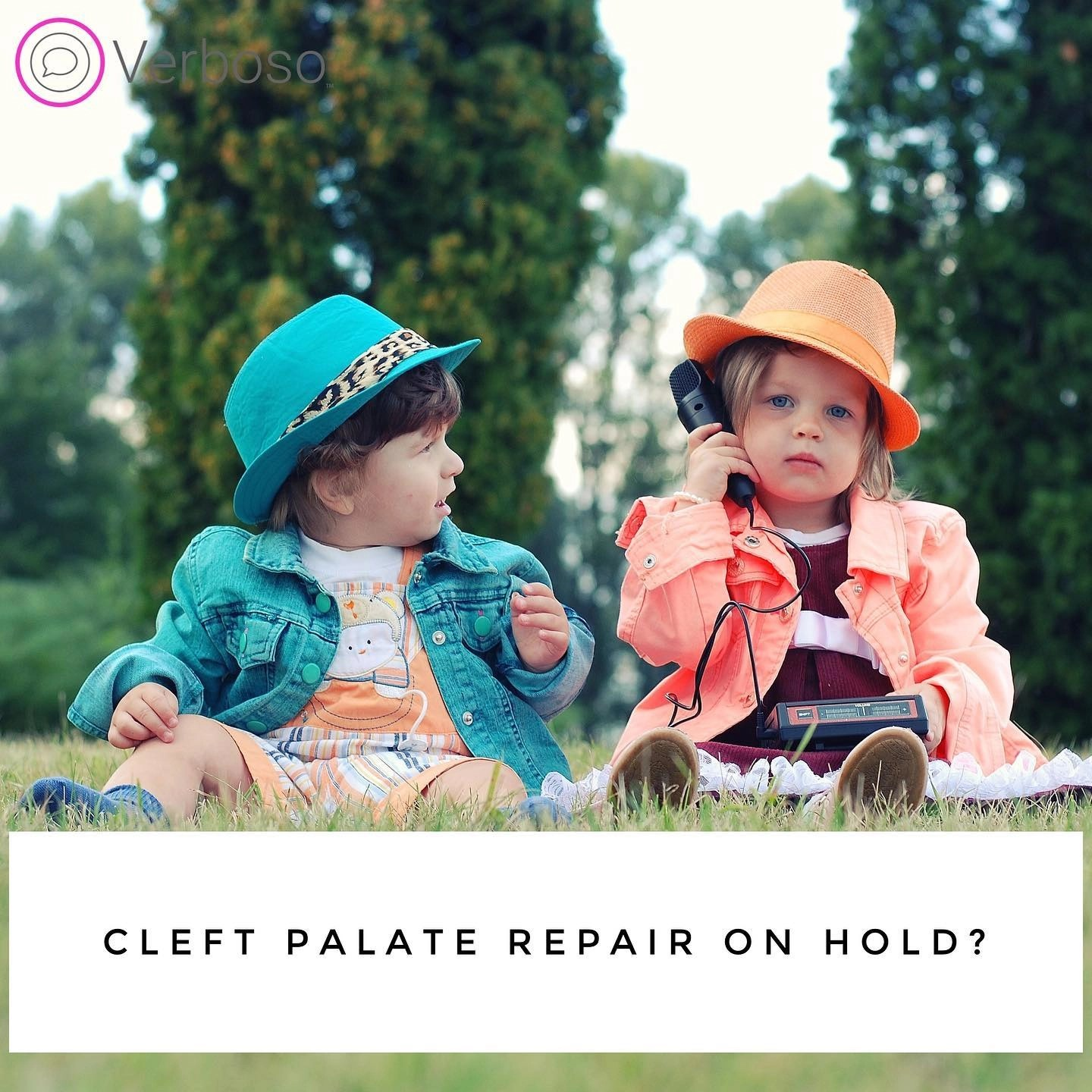 Cleft Palette Repair on Hold? How to Help Promote Speech