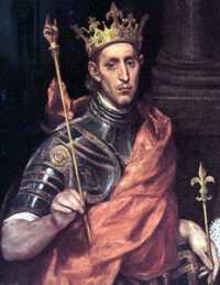 św. Ludwik król