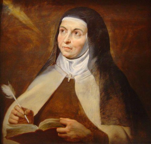 Św. Teresa z Avili