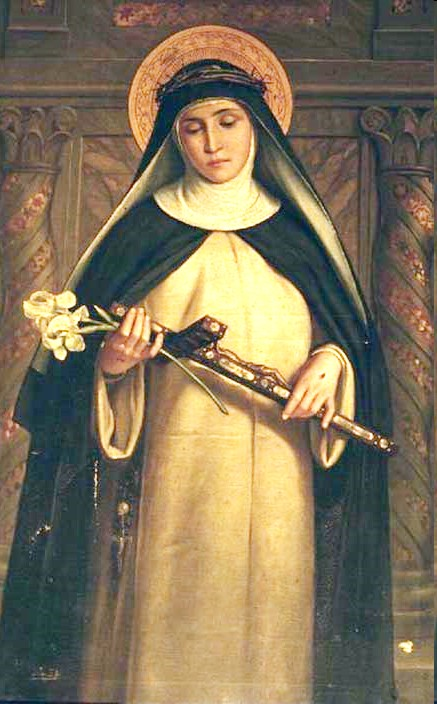 Św. Katarzyna ze Sieny (1)