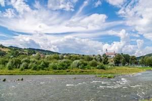 Dunajec, viaja por el río en Cracovia