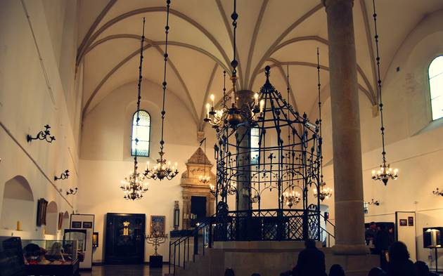 Sinagoga Kupa - Qué ver Cracovia