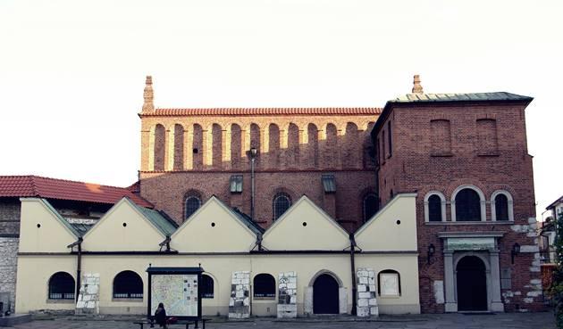 Sinagogas de Cracovia - Qué ver Cracovia