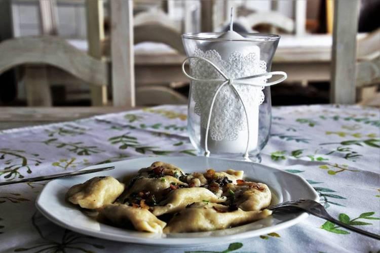 Comer en Cracovia - Pierogui