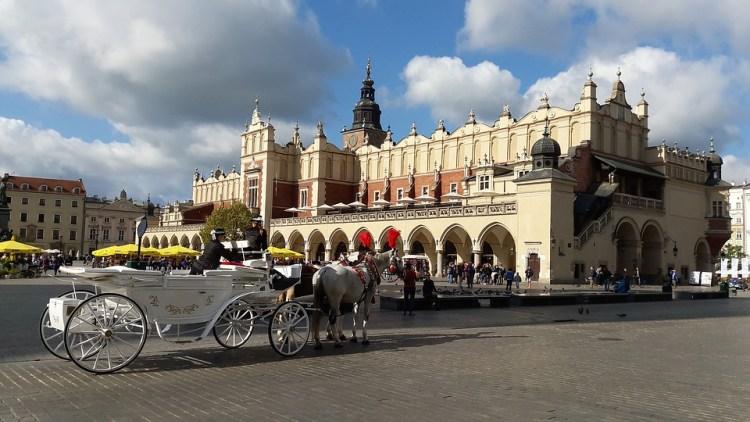 la mejor época para viajar a Cracovia